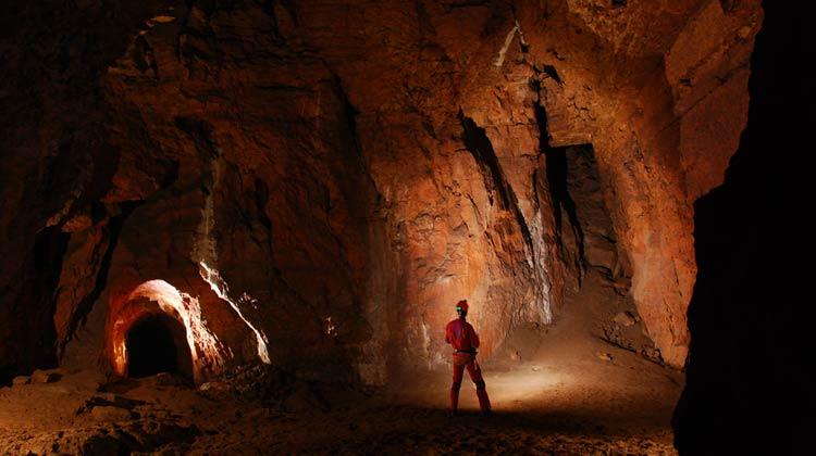 Grotte de la duganelle